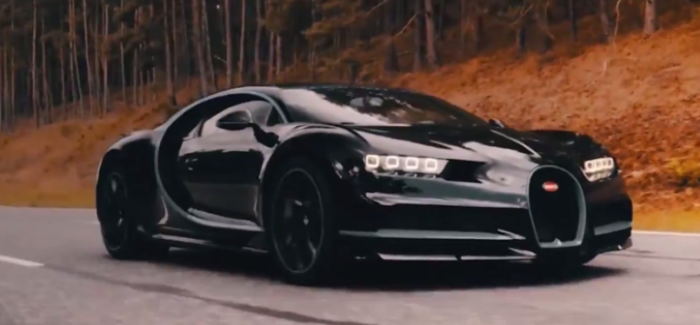 Bugatti Chiron – 0 To 400 km/h (249 mph) in 32.6 seconds – Video