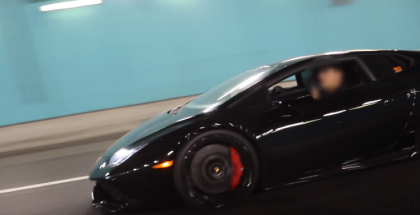 Fast Supra Messing With The Wrong Lamborghini Huracan (1)