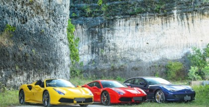 Ferrari Jakarta invites media journalists to participate in Esperienza Ferrari Bali - Test Drive Program event on August 16, 2017 in Jakarta, Indonesia (Leonard Adam/Ferrari Jakarta)
