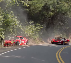 Ferrari Powered Toyota Crashes (2)