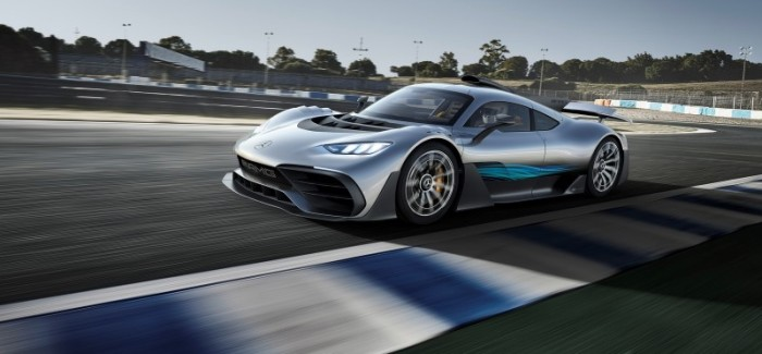 Mercedes AMG Project ONE – Video
