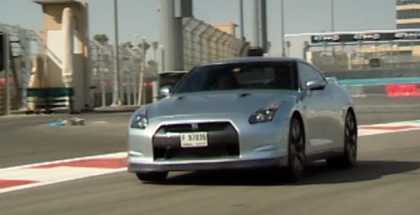 Is A Nissan GTR Faster With Or Without Computer (1)