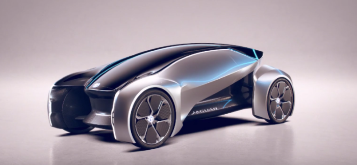Jaguar Future Type Concept – Video