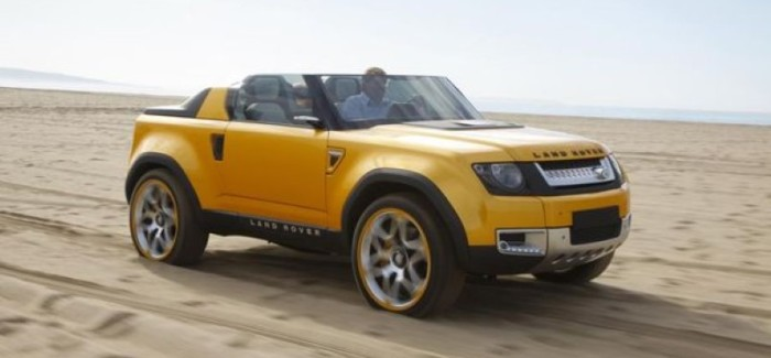 Land Rover DC100 Sport Concept – Video