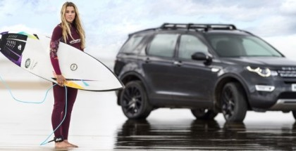 Land Rover - Waste Made Into Surfboard1