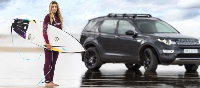 Land Rover – Waste Made Into Surfboard – Video