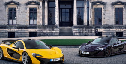 McLaren P1 Road & Track Test Drive Including Interior Tour