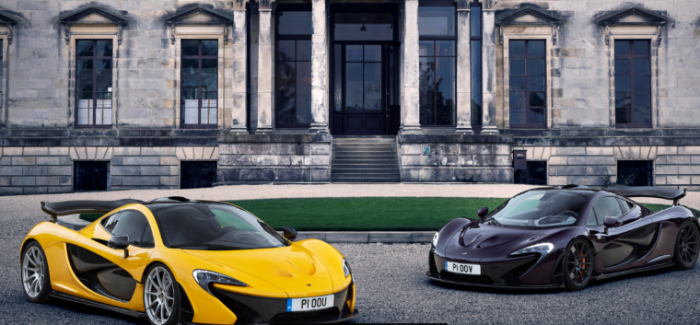 McLaren P1 Road & Track Test Drive Including Interior Tour – Video