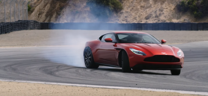 Motor Trend – 2017 Aston Martin DB11 Hot Lap – Video