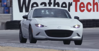 Motor Trend - 2017 Mazda MX-5 Miata RF Club Hot Lap (1)