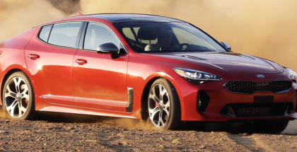 Motor Trend -  2018 Kia Stinger GT Review (1)