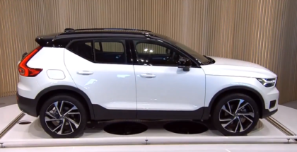 New Volvo XC40 Reveal & Highlights