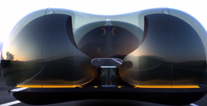 Renault Float Concept Car of the Future