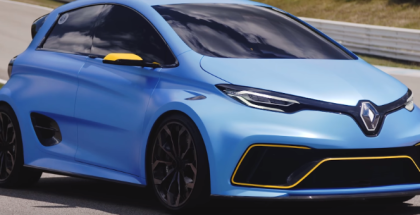 Renault Zoe E-sport Review