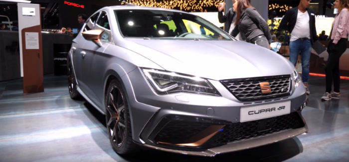 Seat Leon Cupra R Explained  – Video