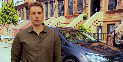 Sesame Street & Dax Shepard With 2018 Chrysler Pacifica and Pacifica Hybrid