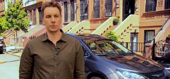 Sesame Street & Dax Shepard With 2018 Chrysler Pacifica and Pacifica Hybrid – Video