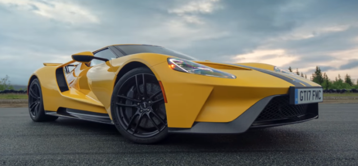 The Ford Gt Drives The Iconic Atlantic Ocean Road In Norway Video