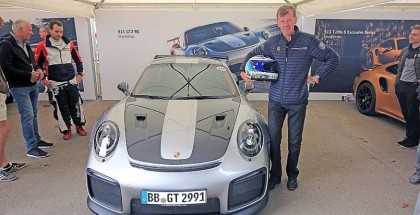 The Story Of Walter Röhrl Interview