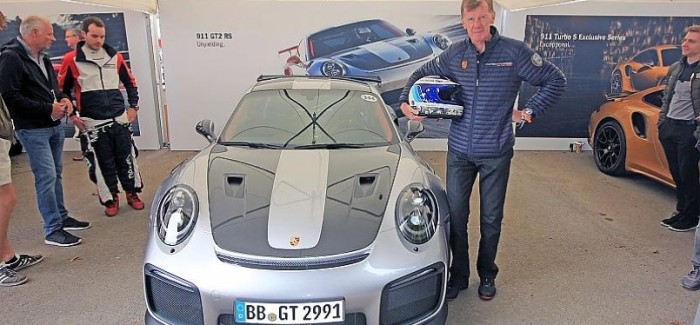 The Story Of Walter Röhrl Interview – Video