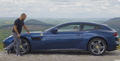 Top Gear Ferrari GTC4Lusso Chris Harris Review (1)