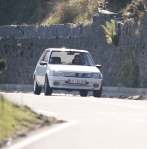 Top Gear Porsche 911R vs Peugeot 205 Rallye WIth Chris Harris (2)