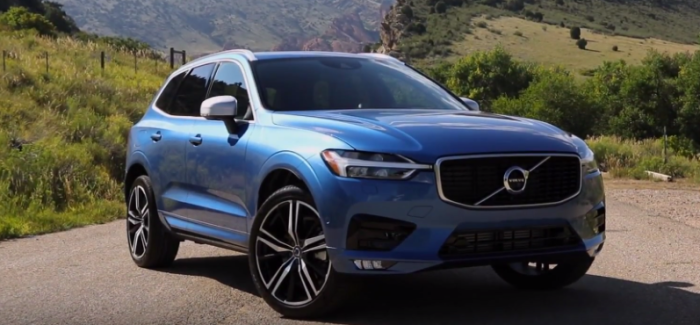 US Spec 2018 Volvo Cars Exterior, Interior, and Test Drive – Video