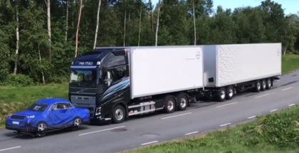 Volvo Trucks Automatic Emergency Brake System