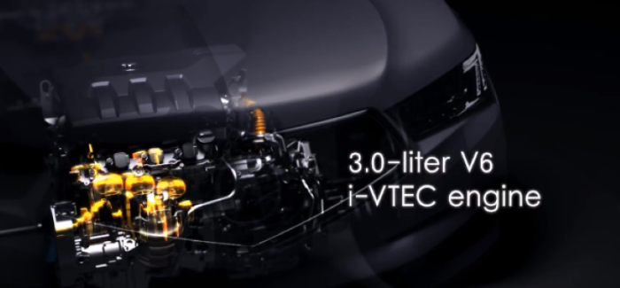 2017 Acura MDX Sport Hybrid Powertrain Operation – Video