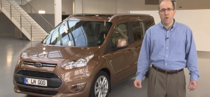 2017 Ford Tourneo Connect Features & Options – Video