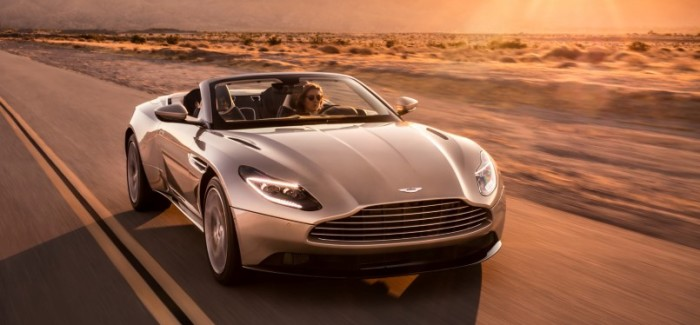 2018 Aston Martin DB11 Volante – Video