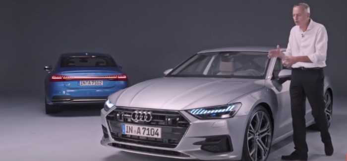 2018 Audi A7 – Official – Video