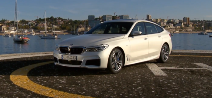 2018 BMW 640i GT 6 Series Gran Turismo – Video