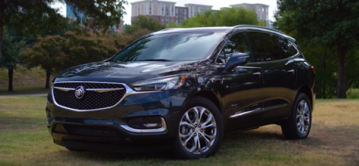 2018 Buick Enclave Avenir – Video