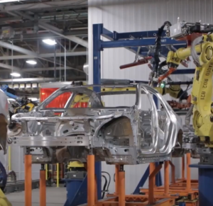 2018 Cadillac CT6 Super Cruise Assembly Factory  (2)