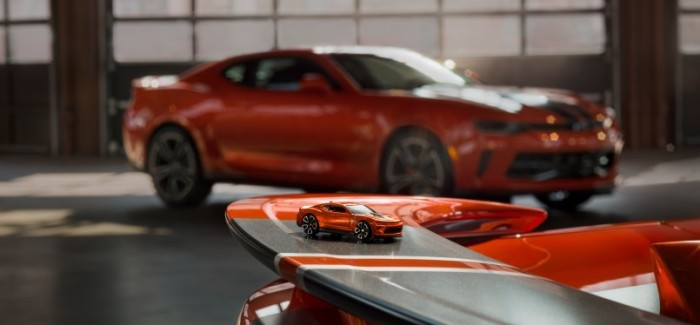 2018 Chevy Camaro Hot Wheels 50th Anniversary Edition – Video
