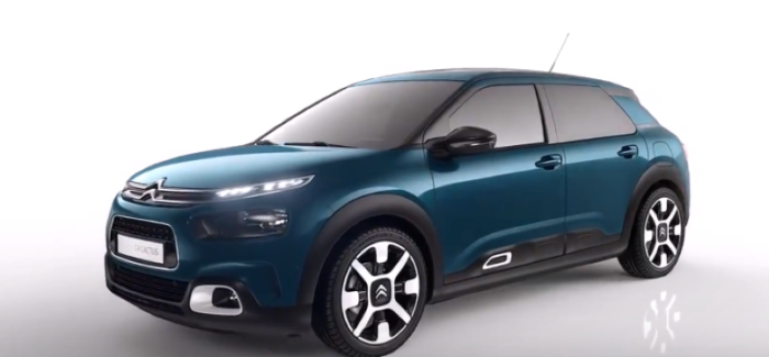 2018 Citroen C4 Cactus – Video