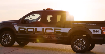 2018 Ford Police Responders