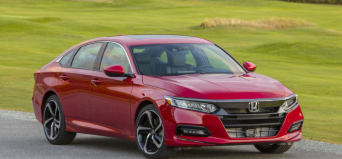 2018 Honda Accord – Video