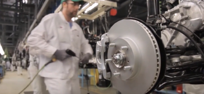 2018 Honda Civic Engine Assembly Factory – Video