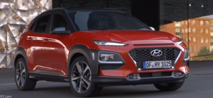 2018 Hyundai Kona 4WD Test Drive, Interior, & Design – Video