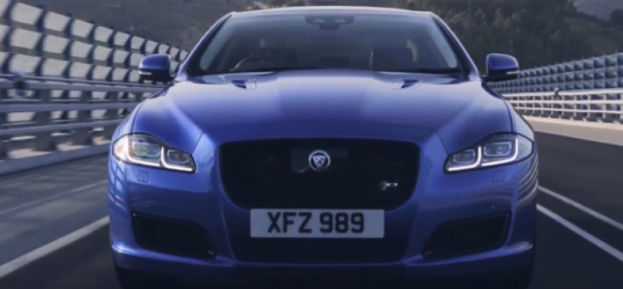 2018 Jaguar XJR 575 – Video