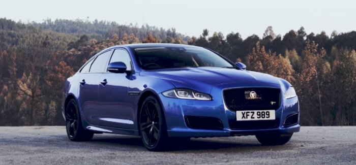 2018 Jaguar XJR 575 Review – Video