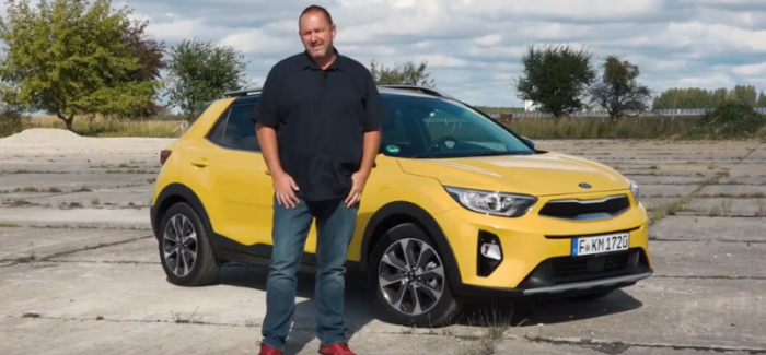 2018 Kia Stonic 1.0 T-GDI Review – Video