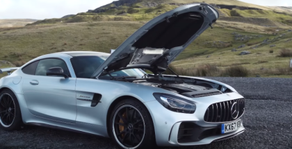 2018 Mercedes AMG GT R Review (1)