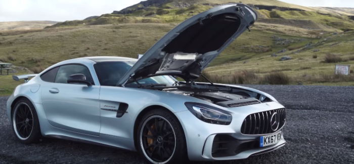 2018 Mercedes AMG GT R Review – Video