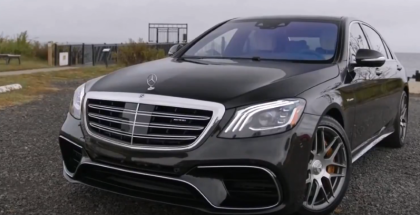 2018 Mercedes S450, S560, S63, & Maybach