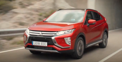 2018 Mitsubishi Eclipse Cross Design & Interior