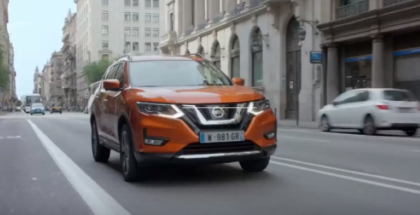 2018 Nissan X Trail Features & Options