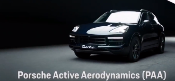2018 Porsche Cayenne Performance Features – Video